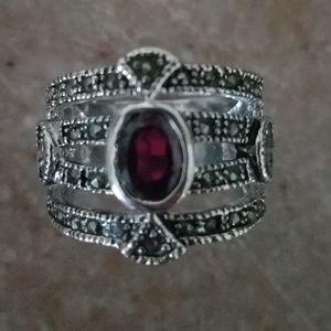 Lia Sophia Jewelry - Lia Sophia | Nwot Fashion Ring 7